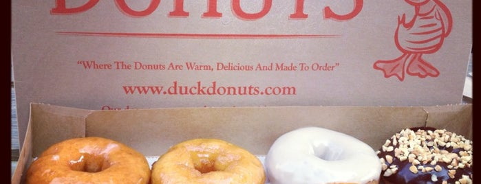 Duck Donuts is one of Breakfast of Dreams.