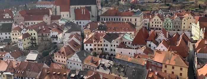 Zámecká věž is one of Austria and Czech.