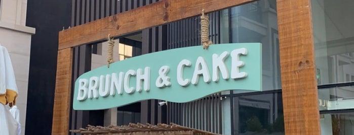 Brunch & Cake Dubai is one of Posti salvati di Soly.