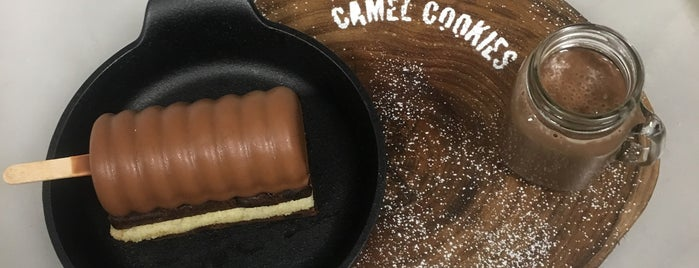 Camel Cookies is one of Dubai.