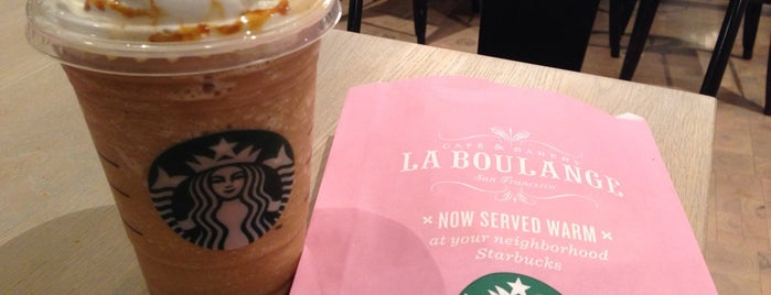 Starbucks is one of Sara 님이 좋아한 장소.
