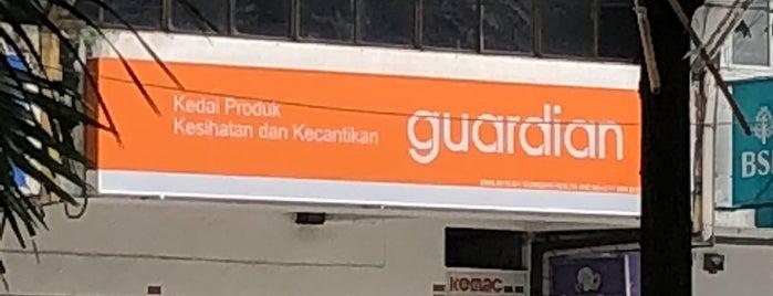 Guardian Pharmacy is one of สถานที่ที่ Rahmat ถูกใจ.