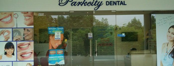 Parkcity Dental Clinic is one of Tempat yang Disukai Hope.