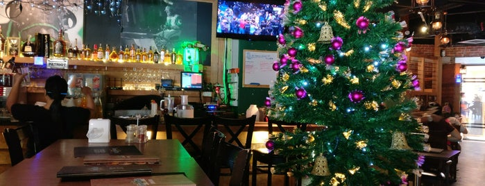 Green Dot Stables Restaurant & Bar is one of KL Casual Dining.