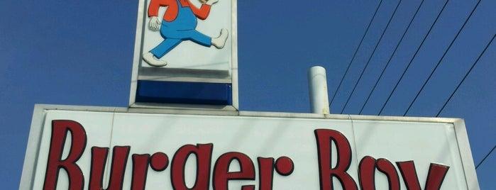 Burger Boy is one of Hilton Head & Savannah.