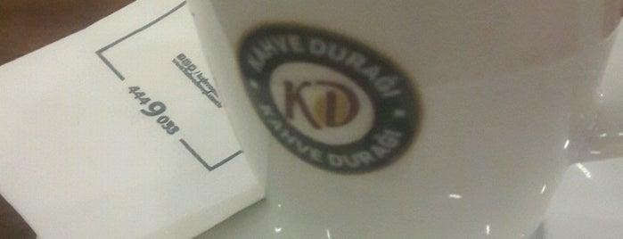 Kahve Durağı is one of Lieux qui ont plu à Seda.
