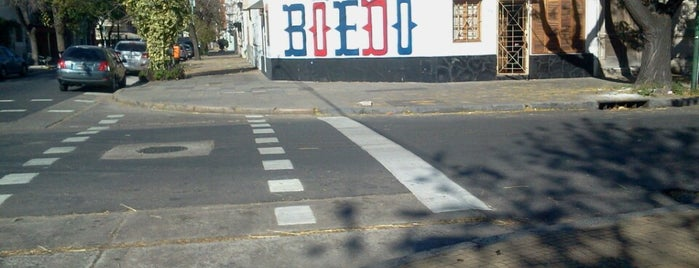 Boedo is one of Barrios de CABA.