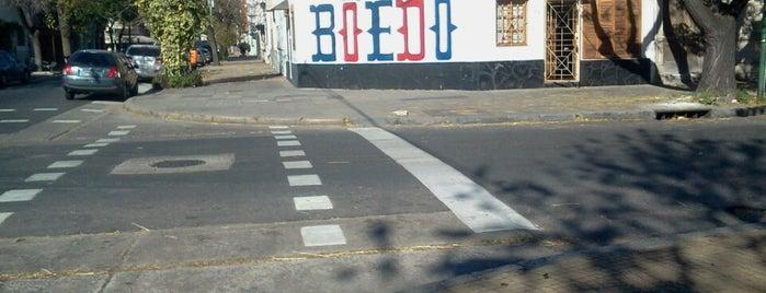 Boedo is one of Barrios de CABA.
