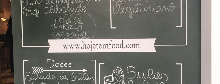 HojeTem Food is one of Pinheiros.