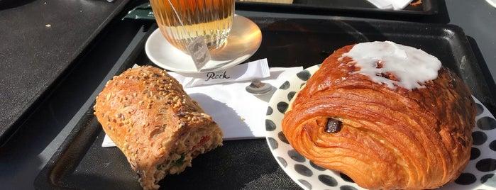 L'Atelier 116 is one of TRAVEL breakfast.