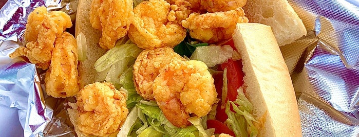 Po Boy's LowCountry Seafood Market is one of Charlotte.