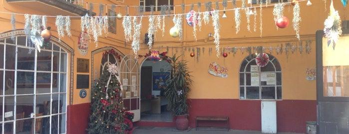 Casa de la Cultura Jesús Romero is one of Cultura, Danza, Teatro, Cine y más..