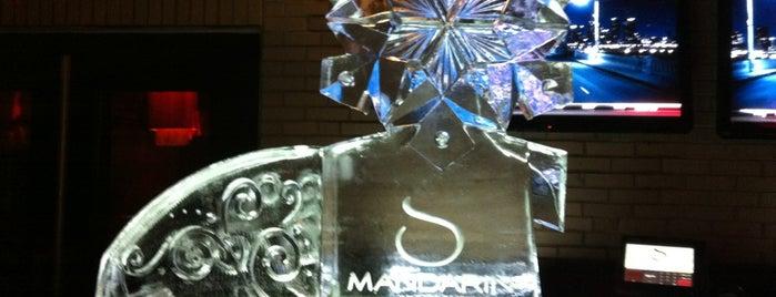 Mandarin Lounge is one of Hot List 2013 Winners.