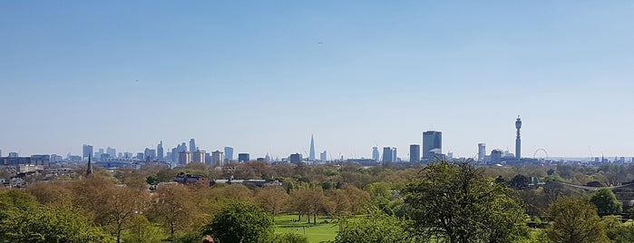 Primrose Hill is one of Bence Londra.
