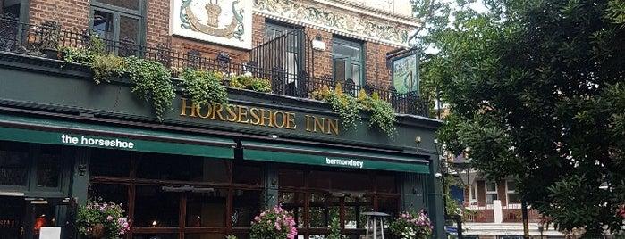 Horseshoe Inn is one of Bhavさんのお気に入りスポット.