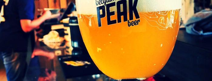 Belgium Peak Beer Brasserie is one of Beer / Belgian Breweries (2/2).