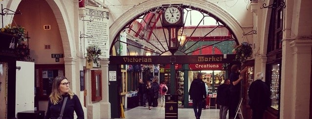 Victorian Market is one of Inverness.