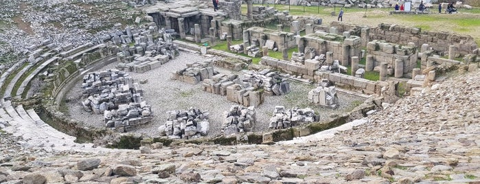 Alabanda Antik Kent is one of ANCIENT LOCATIONS IN TURKEY.