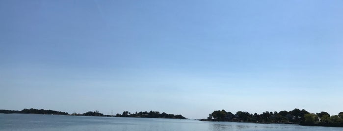 Thimble Islands is one of Across the country- my favorites.