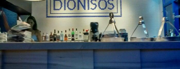 DIONISOS greek Restaurant is one of Restaurantes Palma.