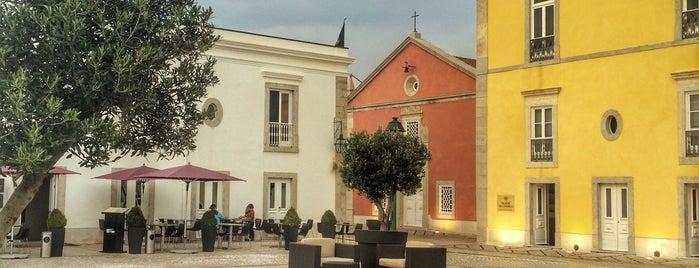 Pousada de Cascais - Cidadela Historic Hotel is one of Pestana Hotels & Resorts.