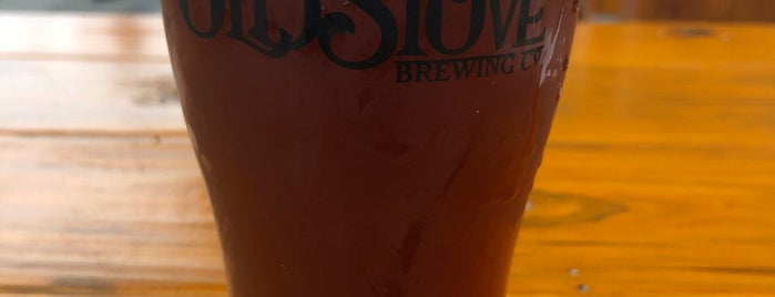 Old Stove Brewing Co - Marketfront is one of Great Beer Spots.