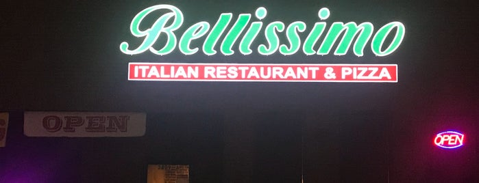 Bellisimo is one of Mid-Cities Restaurants.