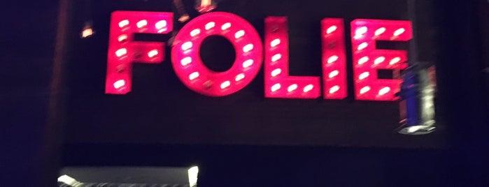 folie is one of Locais salvos de Jorge.