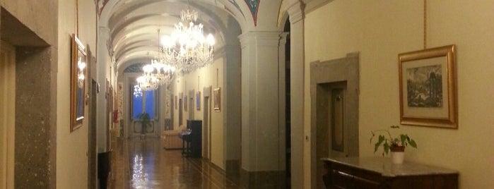 Grand Hotel Villa Tuscolana is one of Posti che sono piaciuti a larsomat.