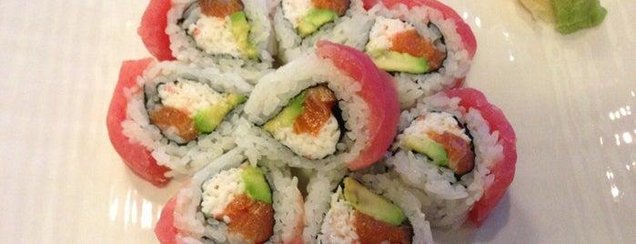 Hanabi Sushi is one of Summer '12.