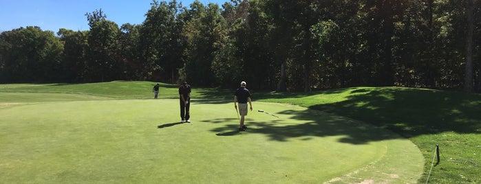 Bull Run Golf Club is one of Raspberry Trail Golf.