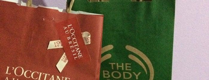The Body Shop is one of Lieux sauvegardés par Joy.