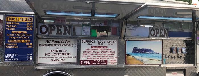 El Autlense Taco Truck is one of Lugares favoritos de Julianne.