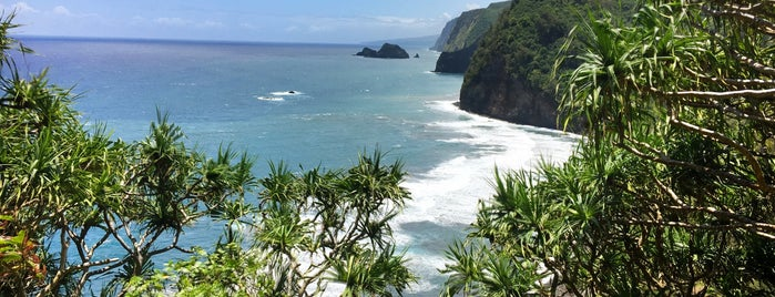 Pololu Valley is one of HI spots.