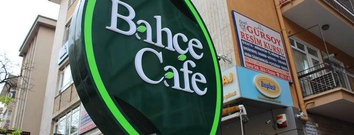 Bahçe Cafe is one of Kızılay Mekanları.