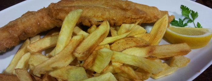 Wigmore Fish and Chips is one of Dining.