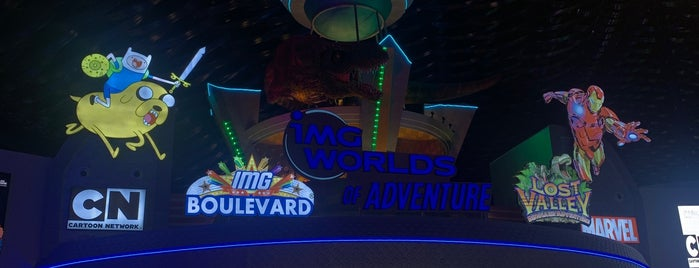 IMG Boulevard is one of Kids In UAE.