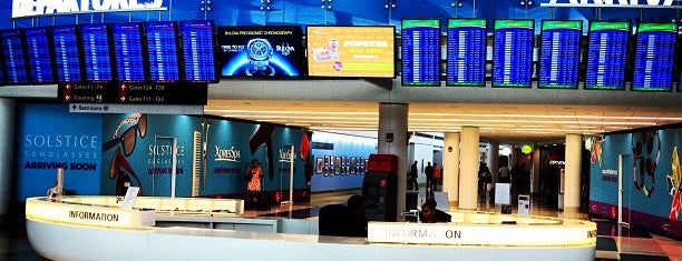 Terminal F is one of Tempat yang Disukai Alberto J S.
