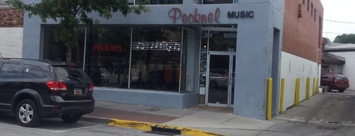 Pecknel Music is one of Creative Spots.