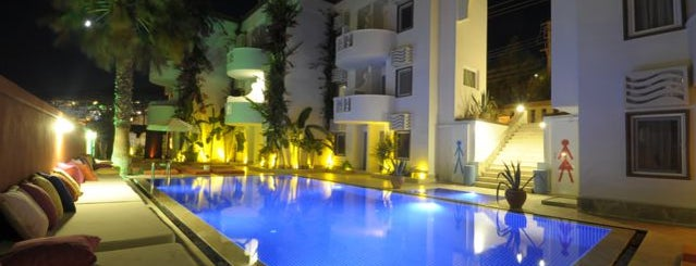 La Brezza Suite & Hotel is one of Bodrum.
