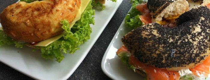 blueorange - coffee & bagel is one of Food & Fun - Vienna, Graz & Salzburg.