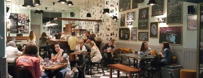 Vintage Espresso Bar is one of Orte, die Stathis gefallen.