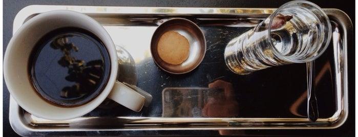 Coffee Sapiens is one of Locais curtidos por Merve.
