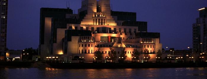 MI6 is one of Fav Cities!.