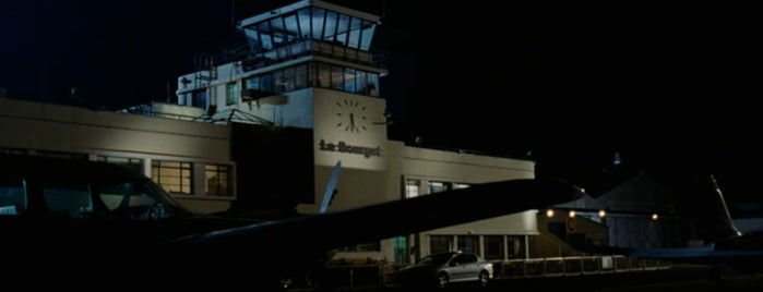 Shoreham (Brighton City) Airport is one of The Da Vinci Code (2006).