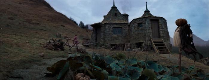 Glencoe Cottage is one of Black Snake Moan.