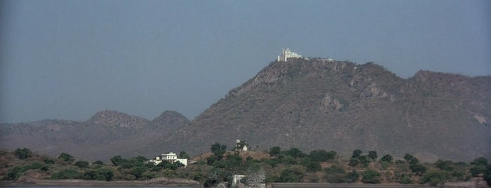 Monsoon Palace is one of Incredible India.