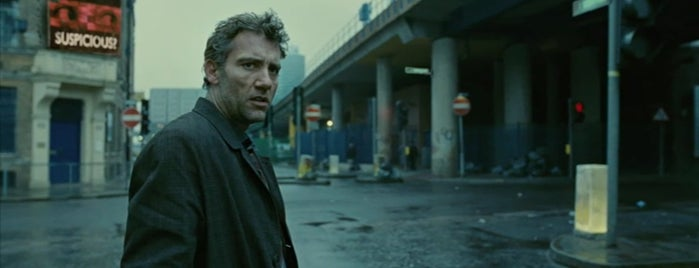 Dock Street is one of Children of Men (2006).