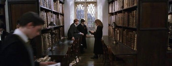 Duke Humfrey's Library is one of Books everywhere I..