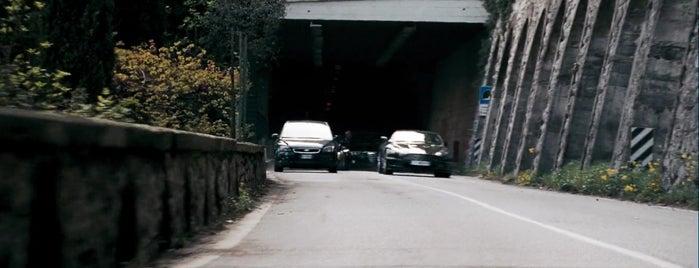 Galleria dei Titani is one of IT / Tunnels / SS45bis Cremona - Trento.